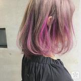 短发+夸张色系 这个夏天就要美得独特