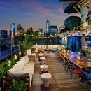 在流动的艺术气息中坐享曼哈顿美景