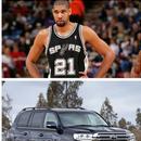 以运动之名 盘点汽车圈的NBA全明星阵容