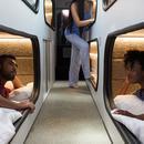 五星级移动酒店 意想不到的奢华旅行方式