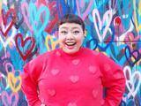 女刊:她体重200斤,却是全世界最会化妆的胖子!