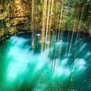 逃离暑热 这里有全球19个天然泳池