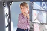 开学啦!4岁的乔治小王子也要上学了