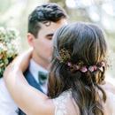 最适合小清新婚礼的发饰都在这里――发箍&发带篇
