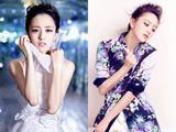桃红梨白:古装美人佟丽娅,为什么时髦不起来