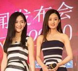 作势:赵丽颖在时尚品味上终于甩掉了谢娜
