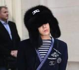 从范冰冰到凯特王妃 为什么她们都爱上了雷锋帽