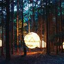 日本可以睡在公园的旅宿 悬在半空拥抱自然