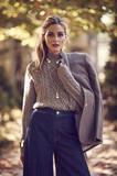 黎贝卡:毛衣怎么穿更时髦,这个细节是关键