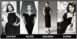 超模酷爱黑白配 极简黑白穿衣法学起来