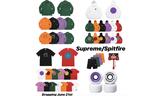 Supreme x Spitfire 联名系列更多未曝光单品将在本周发售