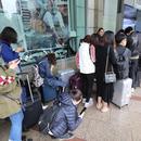 韩媒:中国自由行游客五一赴韩扫货   乐天销售额猛增45%