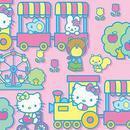 Hello Kitty已经43岁了?日本迎来了专属她的新干线