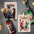 手写信邮票都是老古董?设计师这样玩出了新花样