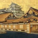 名古屋城下月开放 10年修葺重现400年前的文明