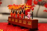 FUNbox | 乐高闹新春 首推中国风舞龙