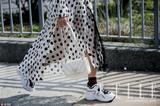 少女们都说 裙子要配运动鞋