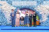 2018上海浪琴环球马术冠军赛林志玲领衔璀璨群星诠释骑士精神