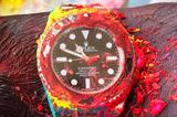 时话|潜水季腕上还如此无趣 难道等过年才大红大绿?