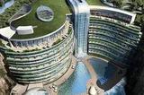 """中国再造""""世界建筑奇迹"""" 这深坑酒店终于要开业了"""