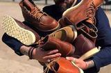 缺少一双皮靴造型总会有点不完美