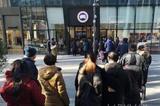 延期13天加拿大鹅内地首店迎来开门红 男装产品当天售罄