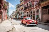 沙滩老城山谷壁画 这才是最有魔力的古巴