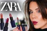 为拯救业绩 换Logo后的Zara在中国正式推出彩妆