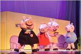 小猪佩奇与摇滚明星轮番登台 这个周末有点酷