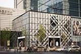 一年在上海关四家店 Burberry回应:未来几个月会开新店