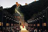 从12年前Fendi长城秀说起 奢侈品中国走秀计划改变了什么