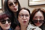 《我们是真正的朋友》四闺蜜首秀 小S最显老?