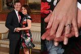 身为公主却因哈里王子大婚延婚期 但靠婚戒扳回一局