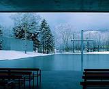 安藤忠雄把私宅也造成了光的艺术品