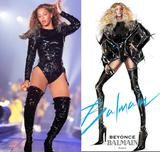 Beyonce与Balmain推出合作系列