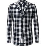 兼具商务与时髦的格纹西装夹克你值得拥有