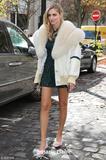 北方仙女领衔过冬毛领单品 时髦不惧寒气就属它了