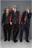 意大利高端时装品牌ERMANNO SCERVINO 推出2018/19秋冬男装系列