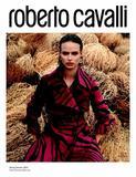 Roberto Cavalli 2018春夏系列广告大片