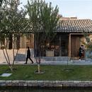 北京开了家杂志图书馆 老房子有了新用途