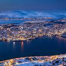 赏北极圈里的城市之光 追一场午夜音乐会