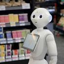 苏格兰有家超市找了机器人店员 不到一周就下岗了
