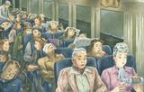 春运高铁 一座人类多样性的集中展示厅