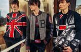 Balmain推出了首个男装pre-collection系列