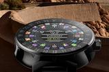2017风格大赏腕表榜 年度创新智能腕表:路易威登Tambour Horizon智能腕表