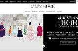 Christian Dior回顾展爆棚 观众超70万