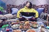 宋茜的食欲跟你一样好 为什么她就是吃不胖