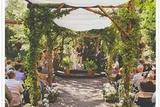 创意婚礼布置 多重拱门婚礼仪式通道