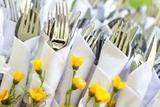 婚宴餐桌上的六大贴心小餐具
