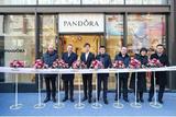 潘多拉珠宝北京王府中环旗舰店揭幕